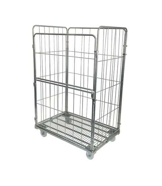 Jumbo Half Gate Roll Cage