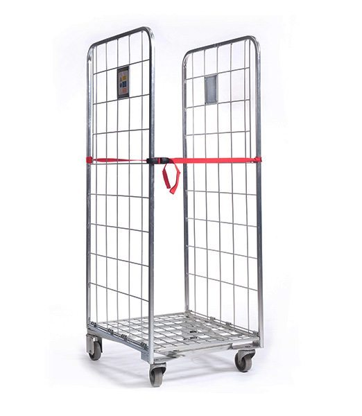 Combi Trolley & 2 Sided Roll Cage