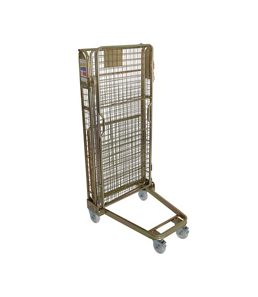 Four Sided Mesh Roll Cage