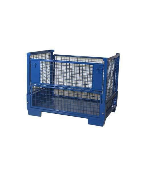 Collapsible Gitter Box
