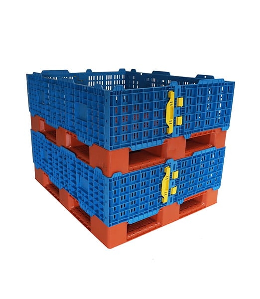Pallet Collars & Retention Units