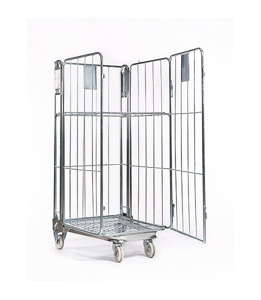 Four Sided Rod Roll Cage