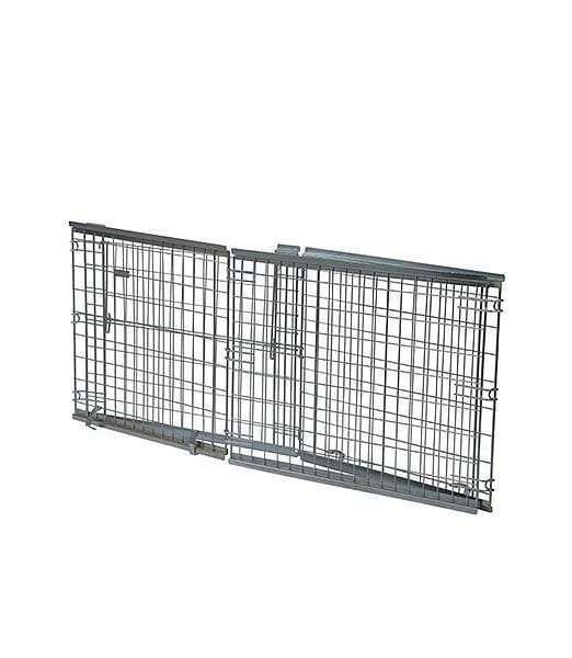 Standard Pallet Retention Unit - Half Gate Access