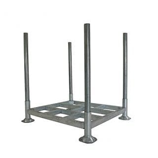 Small Heavy Duty Post Pallet Stillage