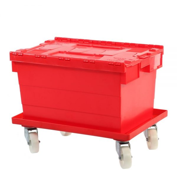Dolly for Tote/Plastic Container