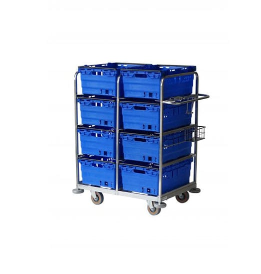 E-Commerce Order Picking Roll Cages